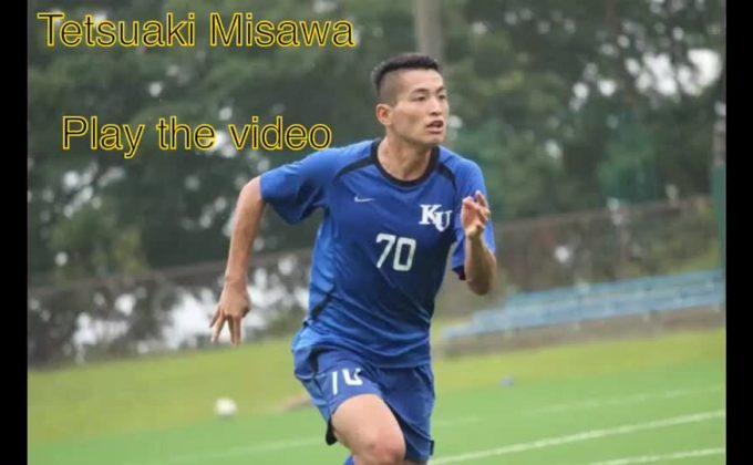 Tetsuaki Misawa play the video