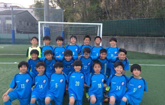 【U12】 ライフカップ1次予選
