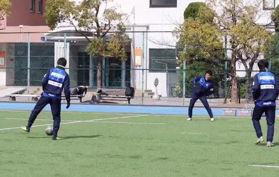 トレーニングマッチ