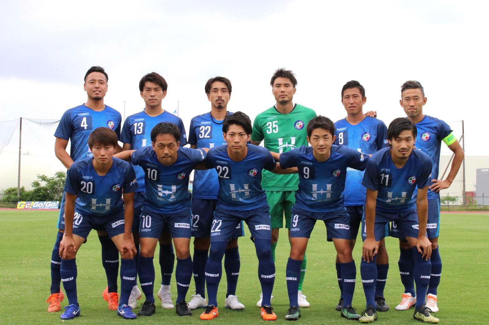 《2019年関西サッカー1部リーグ》VS St.Andrew'sFC