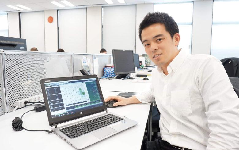 Vol.2 データスタジアム株式会社フットボール事業部/藤宏明