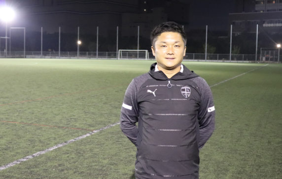 Vol.5 西宮サッカースクールジュニアユース監督/谷元希