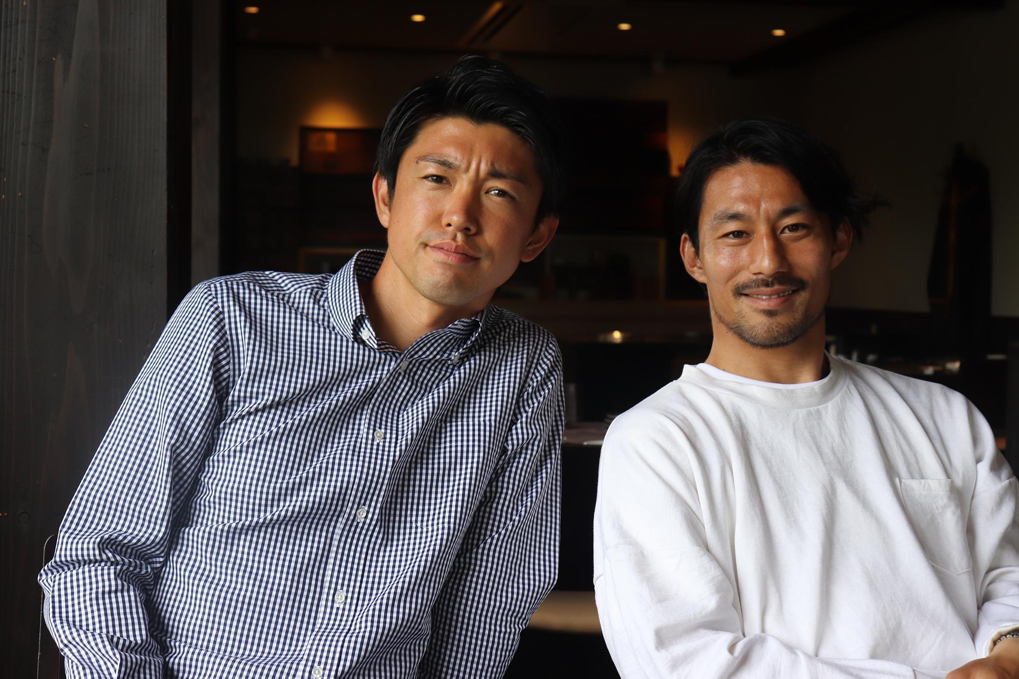 中澤聡太×MF家長昭博(川崎フロンターレ)<前編>