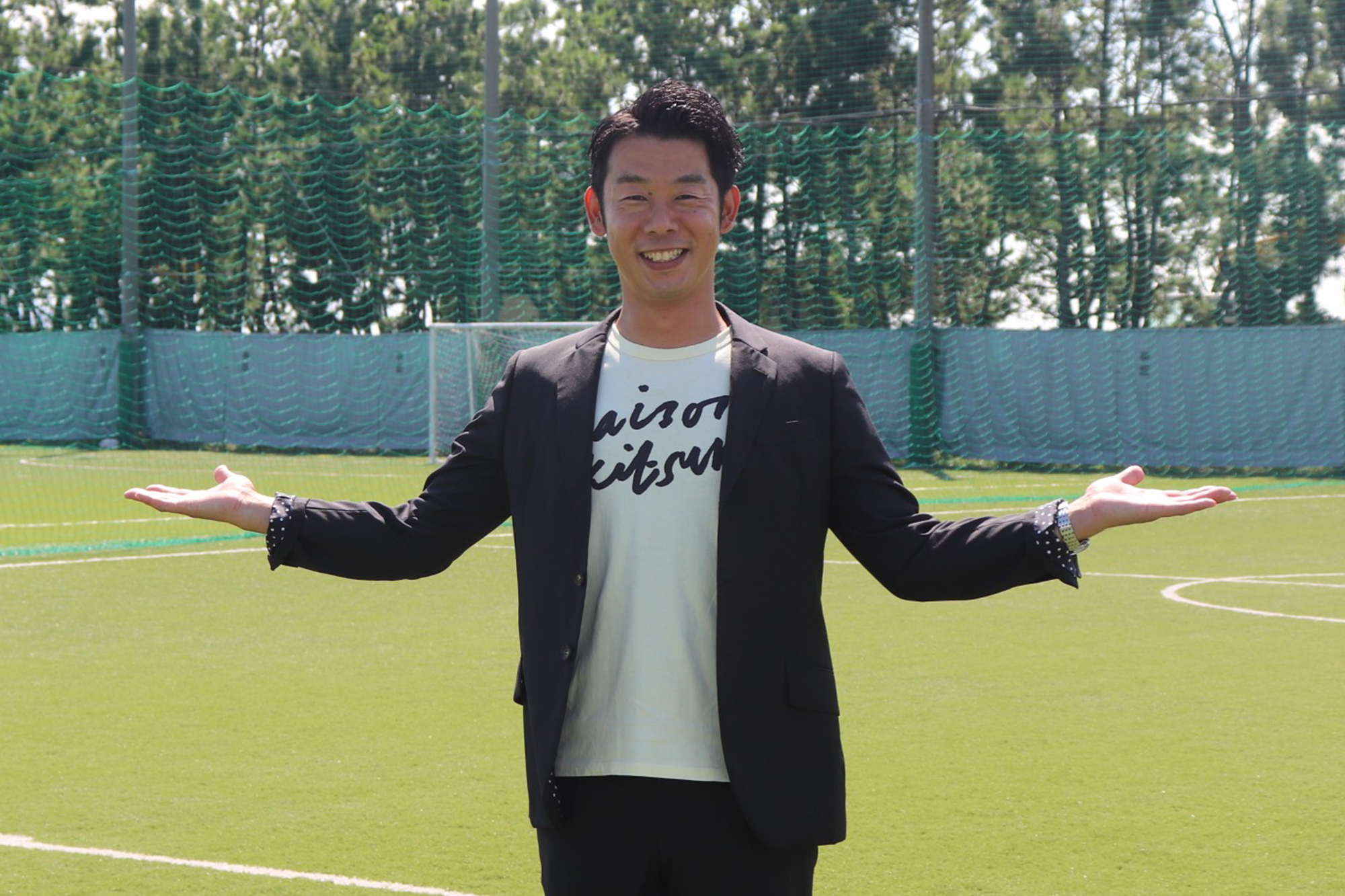 Vol.8 スポーツMC/西川大介