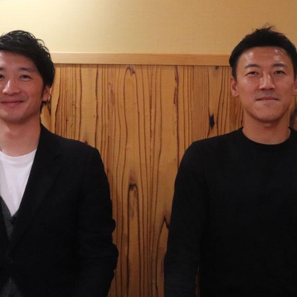 武井択也×DF鎌田次郎(柏レイソル)対談秘話
