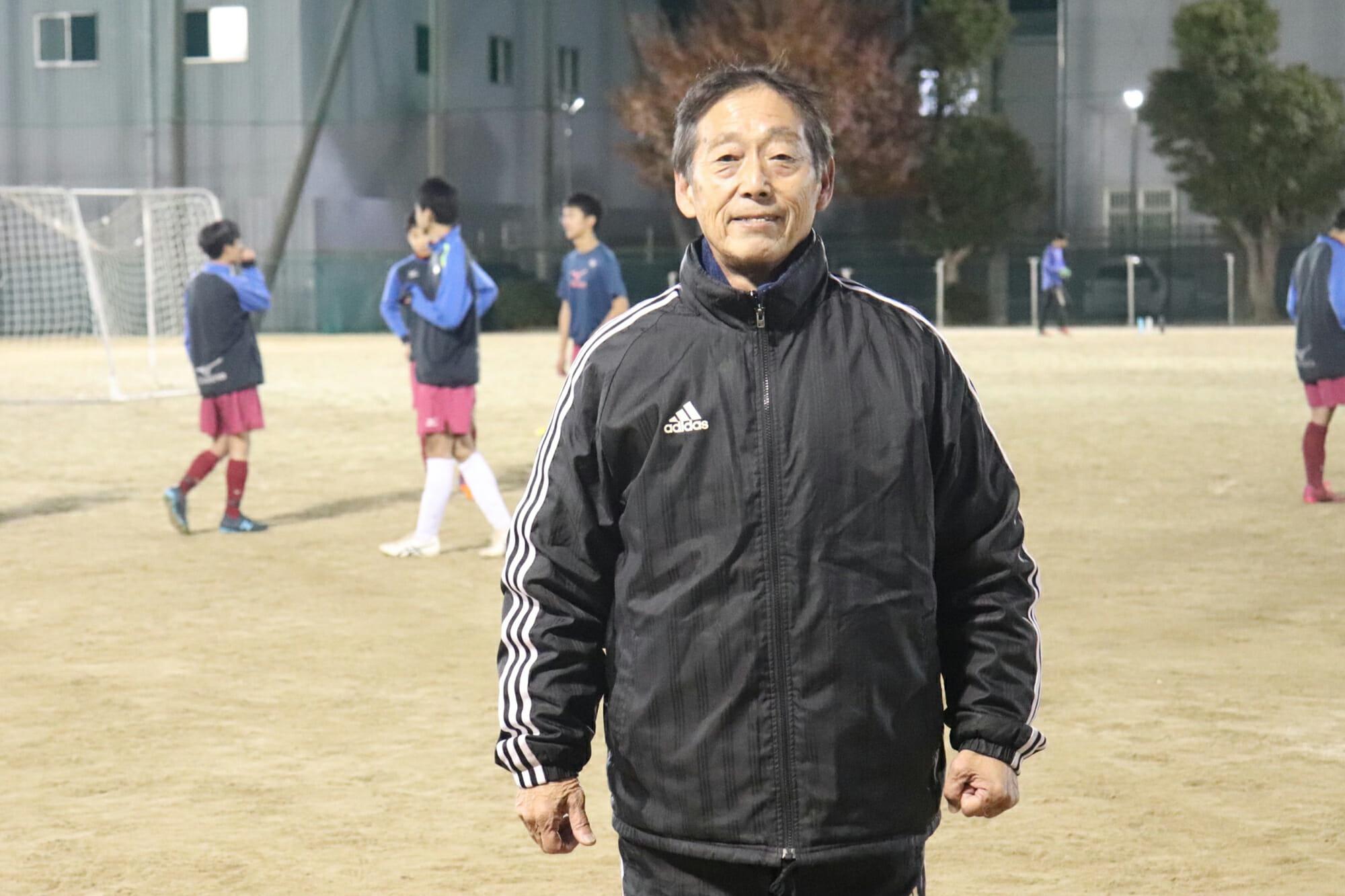 Vol.12 STFC.Partida/田中章博総監督