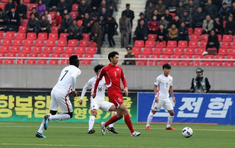 Vol.9 サッカー選手生活の中で一番長く使わせてもらっているホームグラウンド金日成スタジアムです!