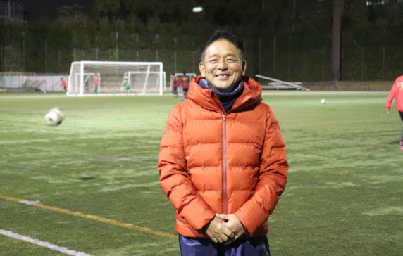 Vol.13 FC Liens U-15ヘッドコーチ/小谷泰監督