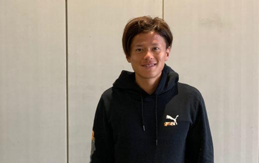 Vol.10 ガンバ大阪/MF小野瀬康介