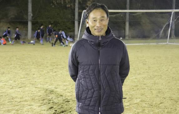 Vol.14 法隆寺FC U-15監督/倉内清共