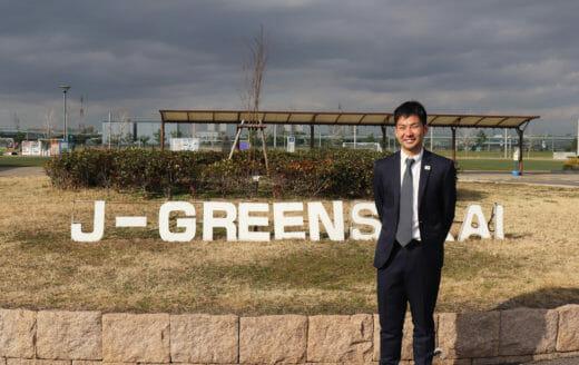 Vol.13 J-GREEN SAKAI ゼネラルマネージャー/土居敬