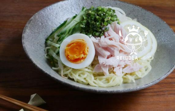 「レモン麺」/料理家 村山瑛子