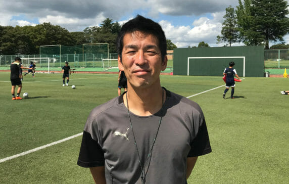 Vol.26 筑波大学蹴球部 監督/小井土正亮