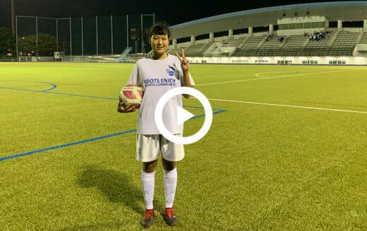RESC GIRLS(大阪)/中村優月 中学3年生