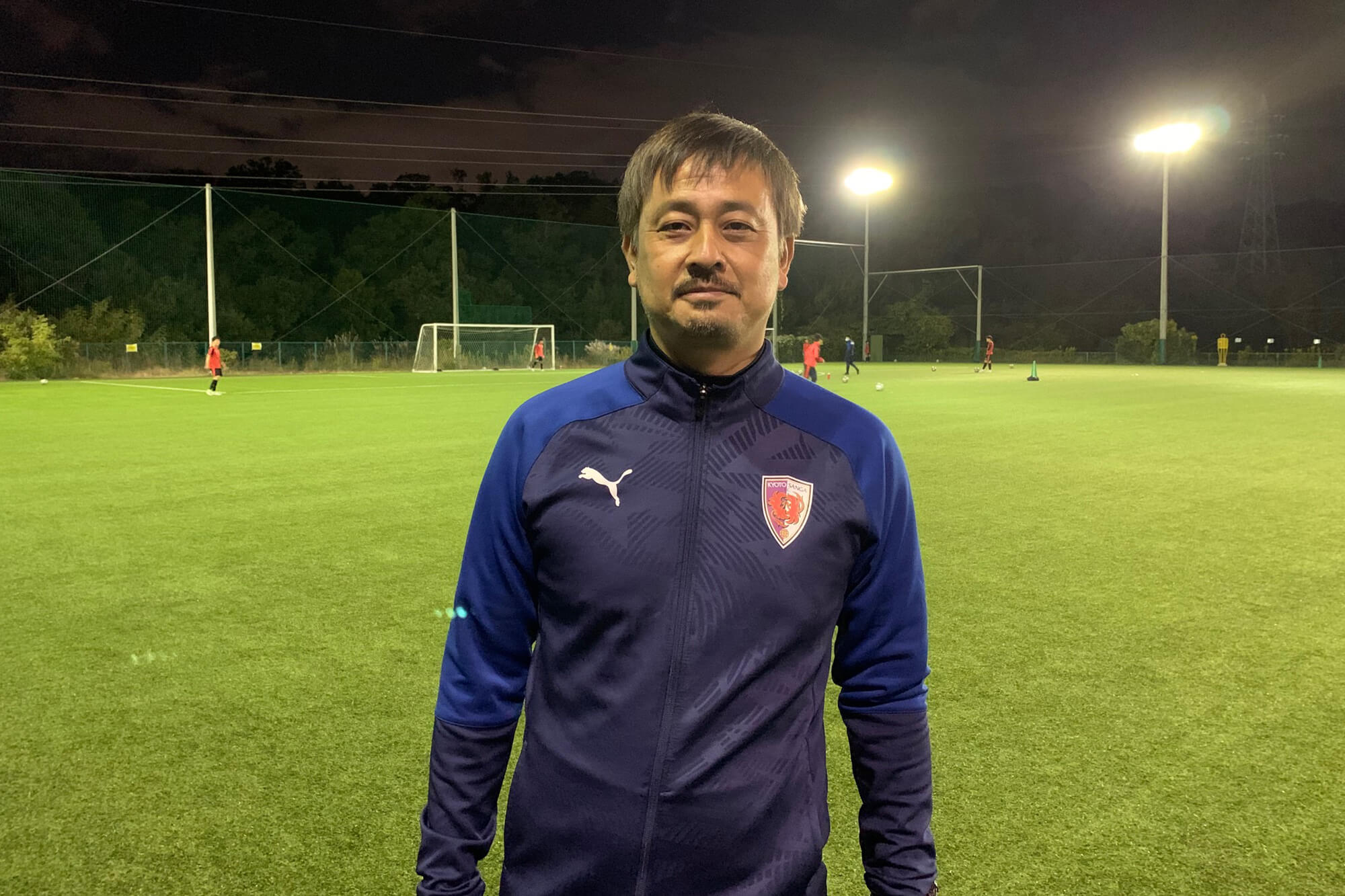 Vol.28 京都サンガF.C. U-15コーチ(U-13担当)/川勝博康