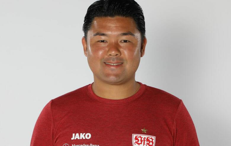 Vol.31 VfBシュツットガルトU-14&U-15 GKコーチ/松岡裕三郎